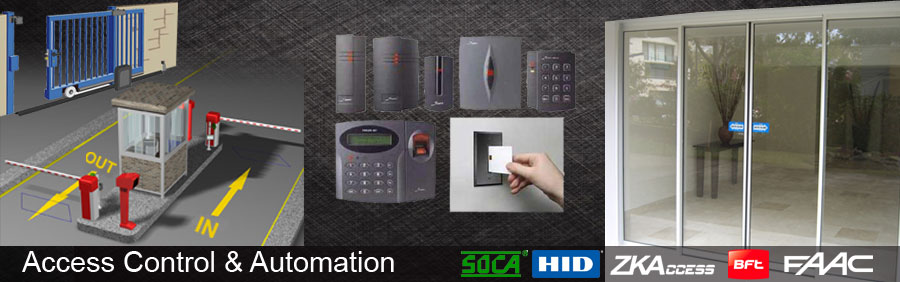 Access Control & Automation