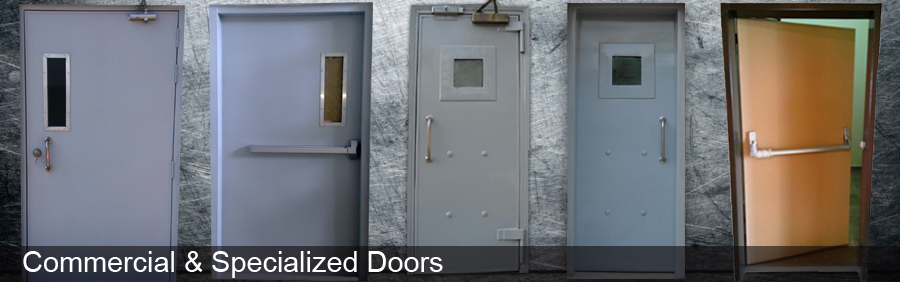 Commercial & Specialized Doors