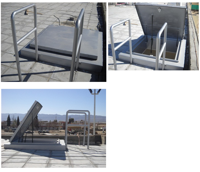 Roof Escape System