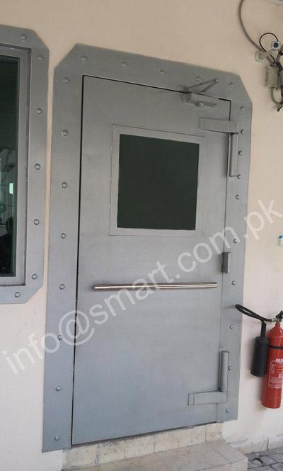 Blast Resistant Doors Smart Solutions Smart Group